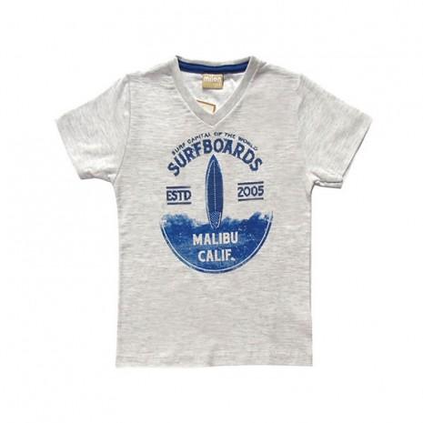 Camiseta infantil menino Surf
