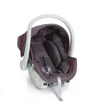 Bebê conforto Galzerano Cocoon Grafite e Vermelho 0kg a 13 Kg