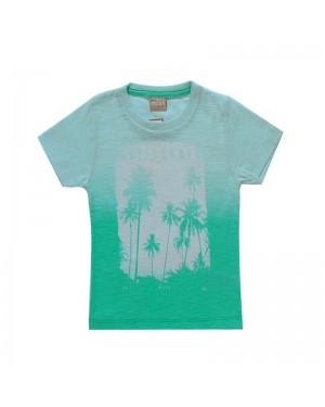 Camiseta infantil menino California