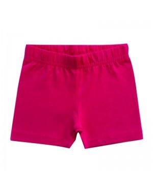 short infantil menina em Cotton pink kyly